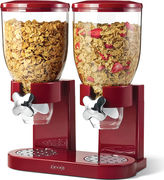 Zevro Original Indispensable Double Cereal Dispenser
