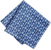 Bar III Men's Daisy Print Floral Pocket Square, Only at Macy's
