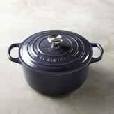 Le Creuset Signature Cast-Iron Round Dutch Oven, 3 1/2-Qt.