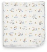 Kissy Kissy Baby's Receiving Blanket
