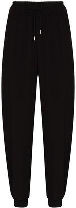 Chloé Tapered-Leg Track Pants