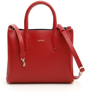 Lanvin Nano Shopper Bag