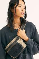 Free People Fp Collection Charlie Acid Wash Sling Bag by FP Collection at Free People, Olive Combo, One Size