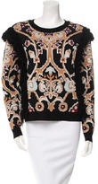 Ronny Kobo Patterned Tilda Sweater w/ Tags