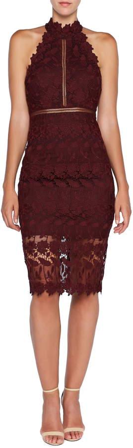 Bardot Lace Dress Shopstyle