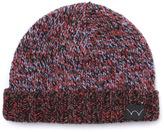 Edwin Dock Burgundy Beanie Hat