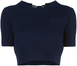Altuzarra Tuileries knitted top