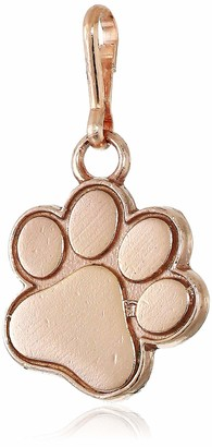 Alex and Ani Women's Paw Print Charm 14KT Rose Gold Plated