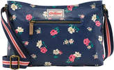 Cath Kidston Hampstead Ditsy Zipped Cross Body Bag