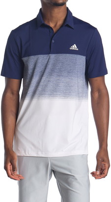 adidas Ultimate 365 Gradient Golf Polo