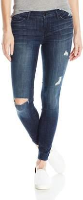Black Orchid Denim Women's Noah Ankle Fray Skinny Jeans