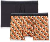 Celio Giboprint, Boxer - Set of 2 - Men
