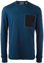 Rossignol 'Aston' long sleeve sweater - men - Cotton - S