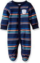 "Carter's Baby Boys' ""I'm a Wild One"" Footed Coverall"