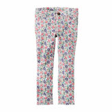 Carter's Girl Floral Denim Pant 2T-5T