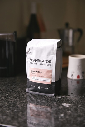 ReAnimator Coffee Roasters Foundation Blend Whole Bean Coffee 2-Pack