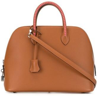 Hermes 2018 pre-owned Bolide Tresage 2way bag