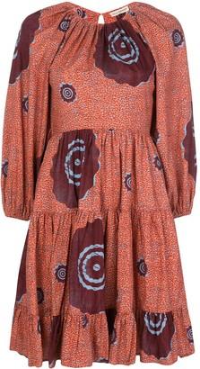 Ulla Johnson Emelyn abstract-print dress