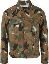 Paura camouflage 'Jose' jacket - men - Cotton - L