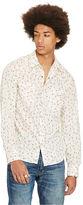 Denim & Supply Ralph Lauren Floral Cotton Poplin Shirt