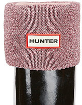 Hunter Glitter Cuff Boot Sock