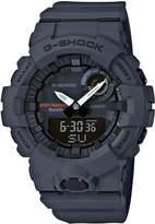 G-Shock Men's Analog-Digital Gray Resin Strap Watch 48.6mm
