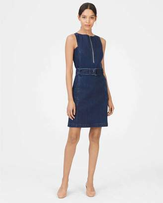 Club Monaco Lizel Denim Dress