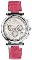 Salvatore Ferragamo Idillio Stainless Steel Watch, 42mm