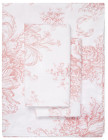 Melange Home Toile Cotton Sheet Set