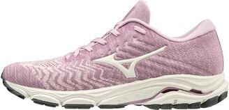 Mizuno Women's Wave Inspire 16 Waveknit Running Shoe Road