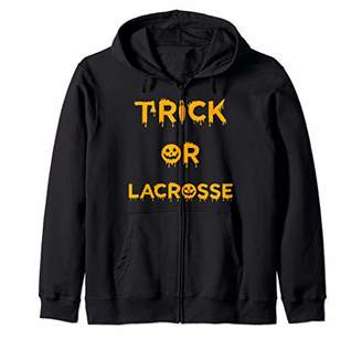 LaCrosse Halloween Zip Hoodie