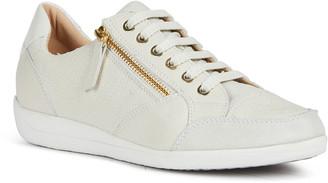 Geox Myria 94 Tonal Low-Top Sneakers