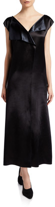 The Row Malka Jersey Dress