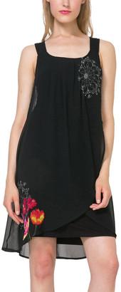 Desigual Scoop Neck Dress