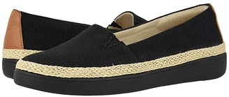 Trotters Accent (Black) Women's Slip on Shoes