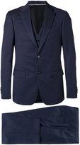 Z Zegna Three Piece Suit - men - Wool/Cupro - 50