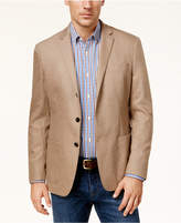 Michael Kors Men's Classic-Fit Stretch Flannel Blazer