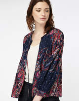 Monsoon Victoria Soft Print Jacket