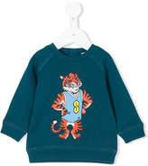 Stella McCartney Billy tiger print sweatshirt