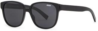 Christian Dior DiorFlag1 Black Wayfarer-style Sunglasses