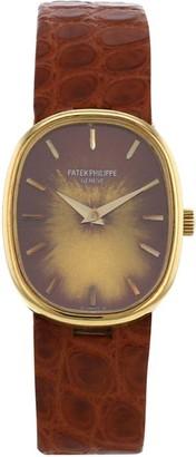 Patek Philippe 1977 pre-owned Ellipse 28mm