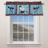 Bed Bath & Beyond Pirate Treasure Window Valance