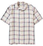 Tommy Bahama Short-Sleeve Pintinga Plaid Woven Shirt