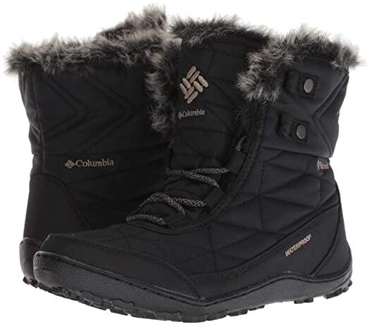 Columbia Minx Shorty III Women's Cold Weather Boots