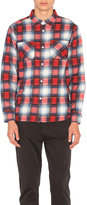 Stussy Shadow Plaid Button Down