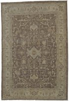 """1800 Get A Rug Washed Out Serapi Heriz Hand-Knotted Oriental Rug (6' x 8'9"""")"""