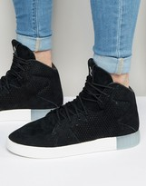 adidas Tubular Invader 2.0 Sneakers In Black S76707