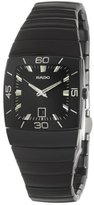 Rado Women's R13798152 Sinatra Black Dial Watch by