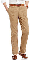 Daniel Cremieux Sonoran Trails Collection Venice Straight-Fit Flat-Front Linen Pants