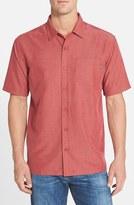 O'Neill Men's Jack 'Ixtapa' Regular Fit Short Sleeve Woven Sport Shirt
